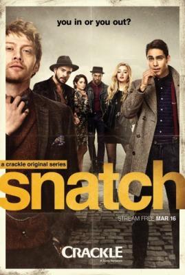 Большой куш / Snatch [Сезон: 1] (2016) WEBRip 1080p | NewStudio