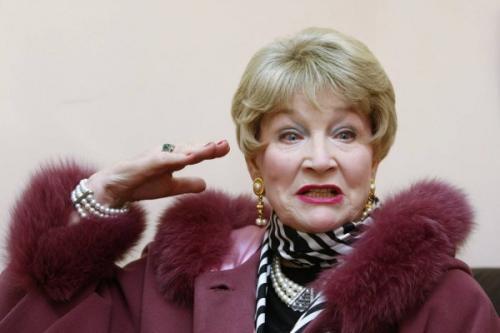 Легенда советского кино Людмила Хитяева посетит Нижний Новгород 26 апреля