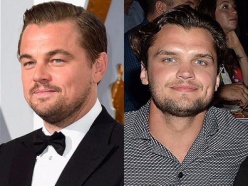 Пользователи соцсетей отметили сходство сына Джека Николсона и Леонардо ди Каприо