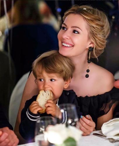 Мария Кожевникова обеспокоена рационом питания своих детей
