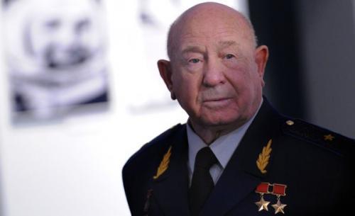Космонавт Алексей Леонов рассказал о своей работе над фильмом «Время первых»