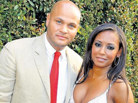 Мел Би разводится из-за измен мужа