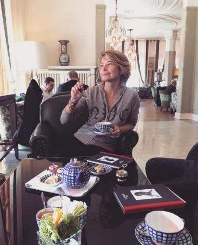 Юлия Высоцкая начала выкладывать фотографии с повзрослевшим сыном
