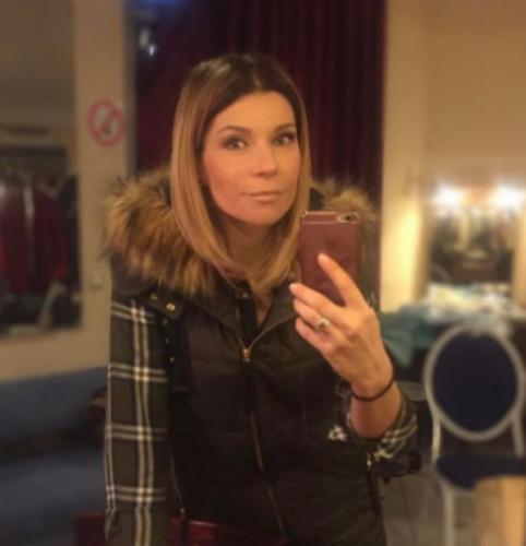 Екатерина Волкова обустраивается в новом доме