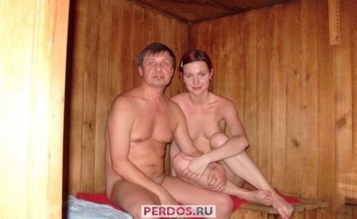 голые пары в бане фото