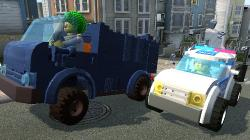 Lego city undercover (2017, pc). Скриншот №2