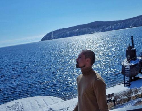 Дима Билан отправился в путешествие на Байкал