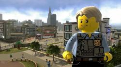 Lego city undercover (2017, pc). Скриншот №1