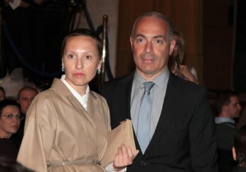 Михаил Грушевский рассказал о разводе с Ириной Мироновой