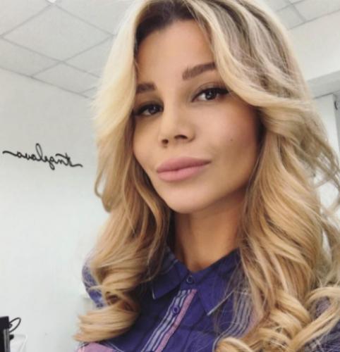 Екатерина Колисниченко показала «помятую» грудь