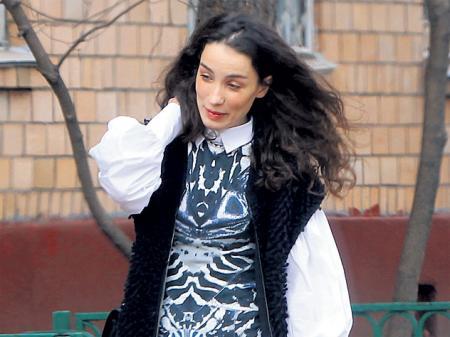 Виктория Дайнеко запретила свекрови видеться с внучкой