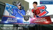 NHL 16/17, SC EC. Round 1. Game 1. New York Rangers - Montreal Canadiens (12.04.2017) HDTVRip