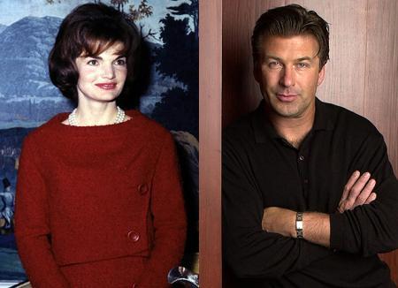 Тайна прошлого: 61-летняя Жаклин Кеннеди и 33-летний Алек Болдуин имели романтическую связь