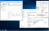 Windows 10 Pro 16176.1000 rs3 LIM by Lopatkin (x86-x64) (2017) [Rus]