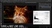 Неоновые и другие светящиеся фото в Photoshop. Обзор плагина ATX (2017) HDRip