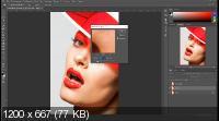 Мгновенный способ ретуши кожи в Photoshop (2017)