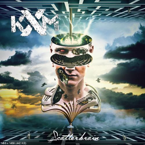 KXM - Scatterbrain (2017)