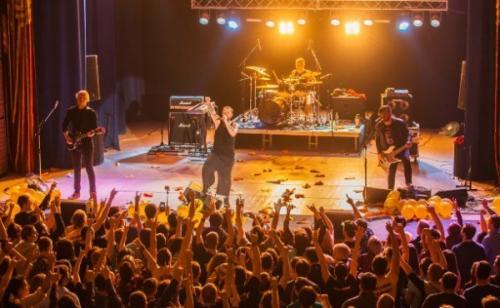 Рок-группа «Пилот» отметит свой юбилей в Вологде