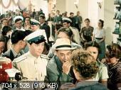 За витриной универмага (1956)