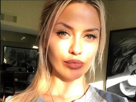 Виктория Боня рассказала об отношениях дочки с бросившим ее папой