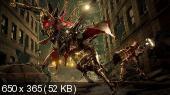 Посмотрите первые скриншоты из Code Vein, новой экшен-RPG от Bandai Namco
