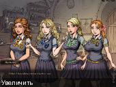 Witch Trainer and Innocent Witches Russian Edition / Тренер Ведьмы также Невинные Ведьмы Русская вид(2017/RUS/ENG/PC)