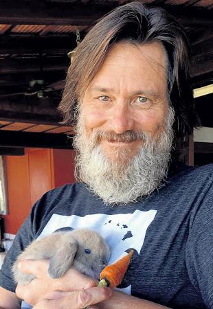 Джим считает, что, как кролик морковку, любой человек может найти радость в жизни