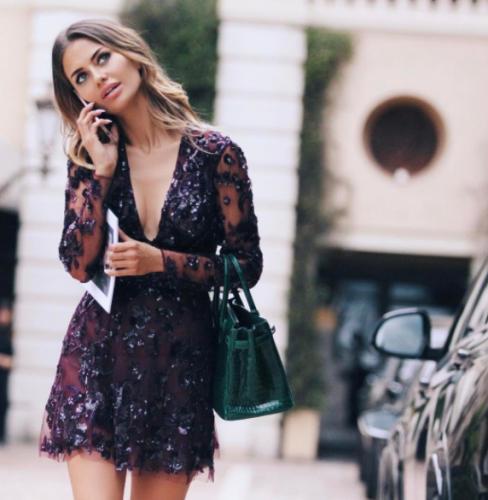Виктория Боня советуется с фанатами по поводу имиджа