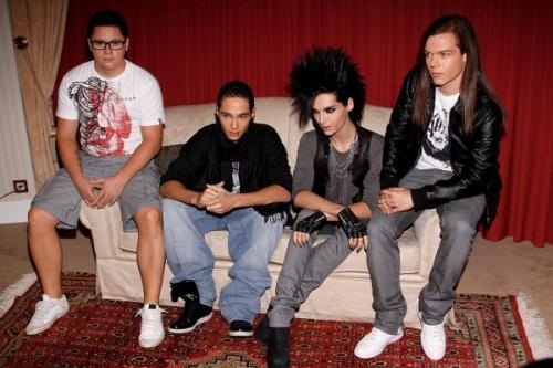 Концерт Tokio Hotel в Уфе задержали на два часа