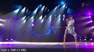 Балет Аллы Духовой «TODES» - 30 лет (Праздничное шоу) (23.04.2017) HDTV 1080i