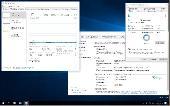 Windows 10 Pro 16179.1000 rs3 LIM v2 by Lopatkin (x86-x64) (2017) [Rus]
