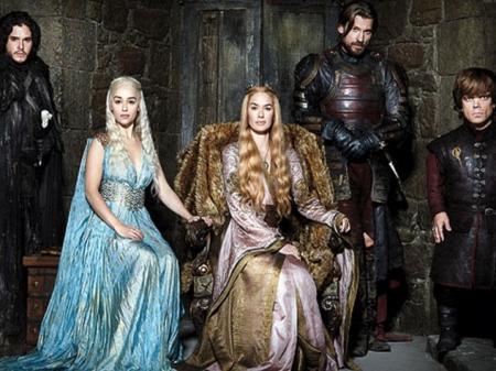 Гонорары актеров «Игры престолов» побили все рекорды