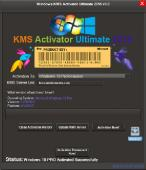 Windows KMS Activator Ultimate 2017 v3.3 Portable (x86-x64) (2017) [Eng]