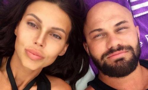 Жена рэпера Джигана Оксана Самойлова родила третьего ребёнка