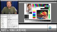 Цветокоррекция и цифровой Color Management (2017) Видеокурс