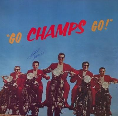 The Champs - Go, Champs, Go!; Everybody's Rockin' (1958;1959)[1980, Vinyl Rip]