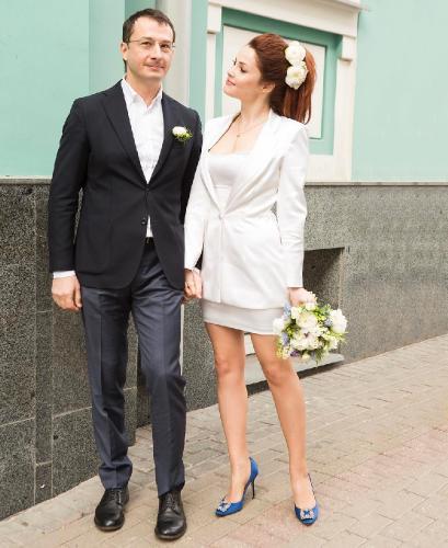 Екатерина Вуличенко во второй раз вышла замуж