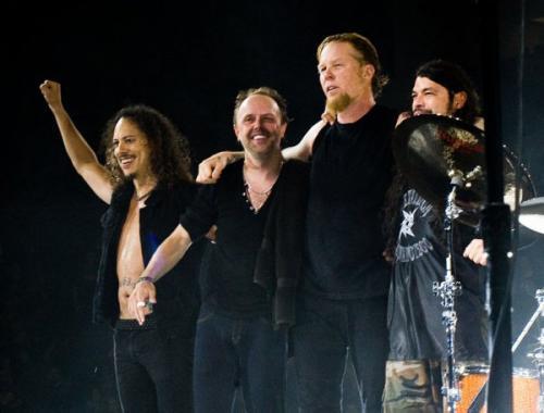 Metallica выпустит запись своего концерта на Уэбстер Холл на тройном виниле