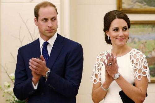 Принц Уильям требует от СМИ 1,5 миллиона евро за публикацию интимных фото Кейт Миддлтон