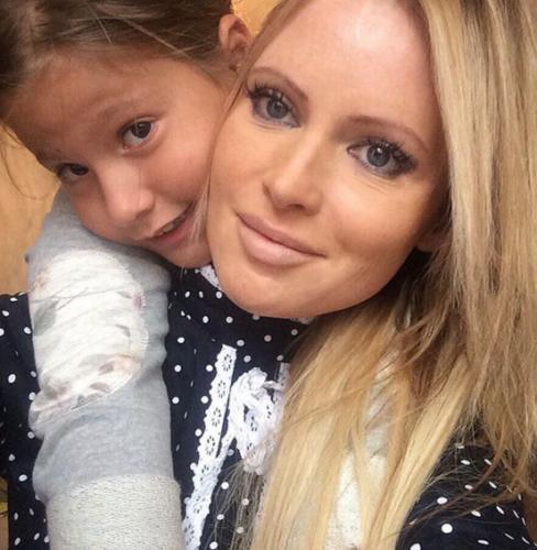 К Дане Борисовой в нарколечебницу приедет маленькая дочь