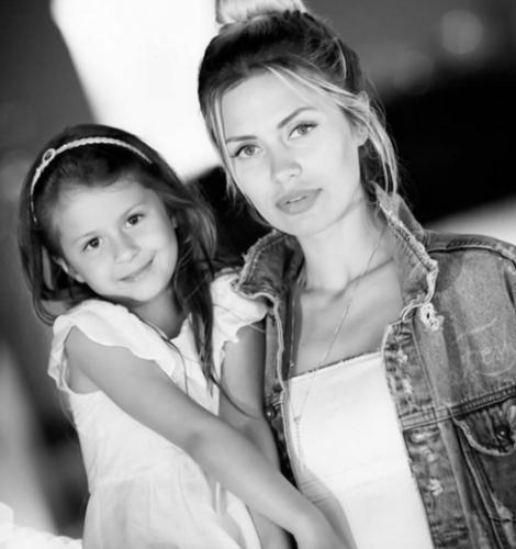 Виктория Боня делит дочь с бывшим мужем-миллиардером