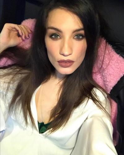 Виктория Дайнеко пожаловалась на няню дочери