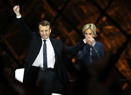 Официальные итоги: Эммануэль Макрон стал президентом Франции с 66 процентами голосов