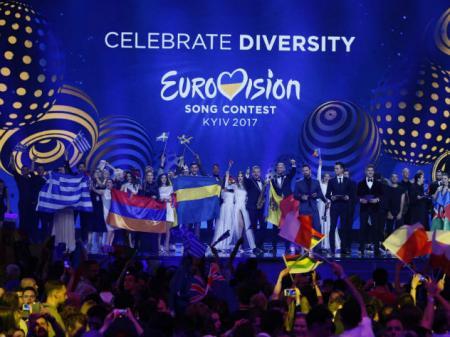 В Киеве определились первые финалисты «Евровидения»