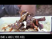 Джейми Оливер - Бараньи рёбрышки на гриле в Средиземноморском стиле  / Jamie Oliver's Food Tube  (2014) HDTVRip