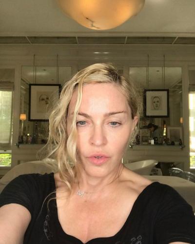 Мадонна поделилась уникальным детским снимком с матерью