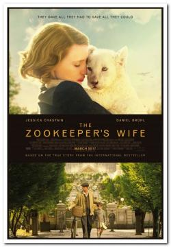 Жена смотрителя зоопарка / The Zookeeper's Wife (2017)  BDRip 720p