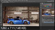Композиция «ремонт в гараже» (2017) HDRip