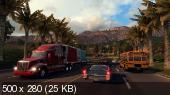 American Truck Simulator скачать игру через торрент