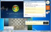 Windows 7 Ultimate SP1 7601.23881 MINI by Lopatkin (x86-x64) (2017) [Rus]